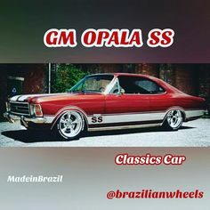 GM Opala SS  brazilian cars