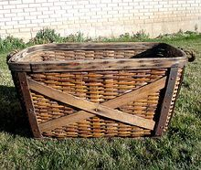 Old Harvest Basket