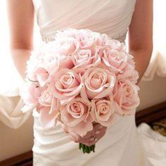Bouquet da sposa 2017 rose