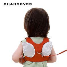 Kids Child Anti-lost Wings Strap Walking Belt Safety Harness Leash Free Post UK~