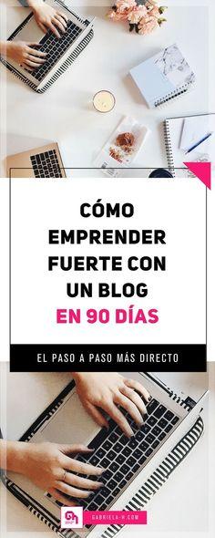 Guia paso a paso para emprender online con un blog que genera ingresos. #negociosonline #bloggerargentina #bloguera #bloggera #bloggerlatina #bloggerespaña