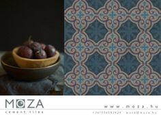 tile desig © MOZA cement tile manufactory foto © Agota Balogh Manufactory, Tiles, Tile Floor, Color, Home Decor, Cement Tile, Flooring