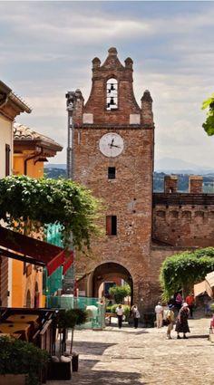 Gradara, Italy