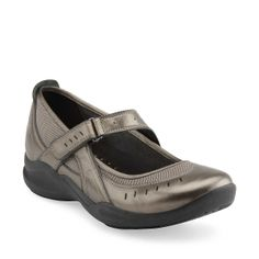 Wave.Cruise in Pewter Leather - Womens Shoes from Clarks