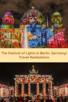 Never before this event, I met history in this manner. If you plan a visit to Berlin around October, let the festival of lights charm you. Europe Travel Guide, Travel Plan, Travel Guides, Berlin Art, Germany Travel, Berlin Travel, Art Festival, Berlin Festival, Indian Festivals