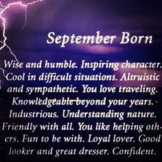 September born Libra