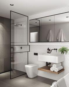 Here are the Small Scandinavian Bathroom Design Ideas. This article about Small Scandinavian Bathroom Design Ideas was posted under the … Bathroom Mirror Design, Modern Bathroom Design, Bathroom Interior Design, Bathroom Faucets, Master Bathroom, Bathroom Designs, White Bathroom, Bathroom Small, Small Elegant Bathroom