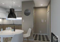 Projekt domu na Wawrze   Progetti Architektura