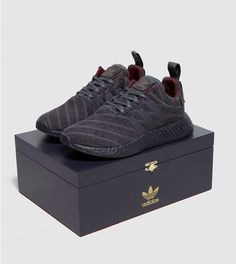buy online 9542d d2885 adidas Originals x size x Henry Poole NMDR2 Henry Poole, Nmd R2, Adidas