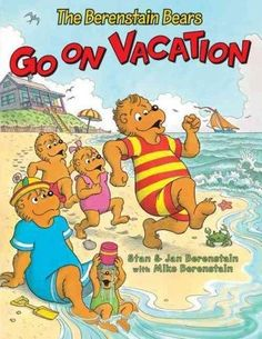 It's summer vacation, and the Berenstain Bears are off to the seashore for sun and fun. There is so much to doswimming, fishing, building sand castles, browsing through the general store, eating delic