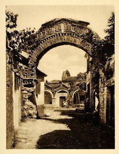 Η Αγία Θεοδώρα, 1928