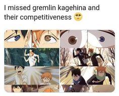 Haikyuu Kageyama, Haikyuu Funny, Kagehina, Haikyuu Anime, Hinata, Haikyuu Volleyball, Volleyball Anime, Anime Eyes, Manga Anime