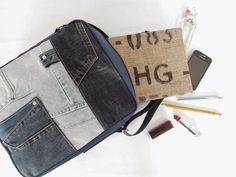 Door Jolanda: Jeans tassen