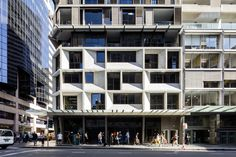 The Castlereagh Apartments / Tony Owen Partners