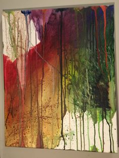 """""""TRANSCENDENT TREE"""" -16""""X20"""" Wrapped Canvas, Acrylic  Abstract Art"""