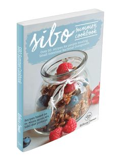 The SIBO Summer cookbook contains over 50 SIBO-friendly recipes for people treating Small Intestinal Bacterial Overgrowth. Whole Food Recipes, Diet Recipes, Healthy Recipes, Small Intestine Bacterial Overgrowth, Specific Carbohydrate Diet, What Can I Eat, Fodmap Diet, Low Fodmap, Fodmap Recipes