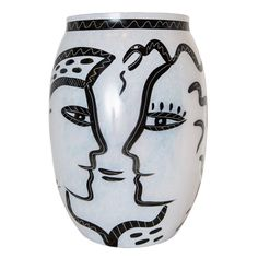 By Ulrika Hudman Vallien West Palm Beach, Decoration, Art Decor, Kosta Boda, Antique Lighting, Antique Shops, Vintage Ceramic, Antique Furniture, Decorative Accessories