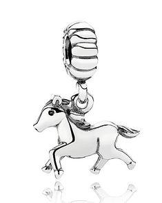 PANDORA Charm - Sterling Silver Free Spirit | Bloomingdale's