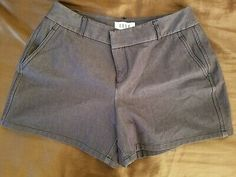 Thrifting, Casual Shorts, Navy Blue, Trousers, Closet, Ebay, Style, Fashion, Trouser Pants