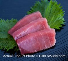Bigeye Tuna メバチ鮪 | FishforSushi.com