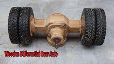 Model Cars Building, Heavy Truck, Cannon, Trucks, Wood, Youtube, Vintage Trucks, Wooden Truck, Activity Toys