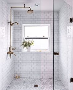 120 Stunning Bathroom Tile Shower Ideas (21)