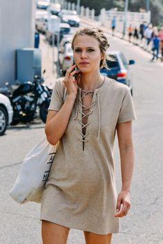 Summertime streetwear