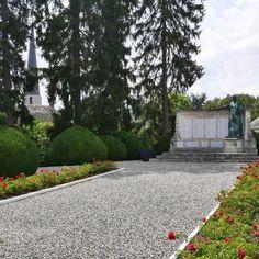 Monument voor de gevallenen. #CourCheverny #Loirekiekjes