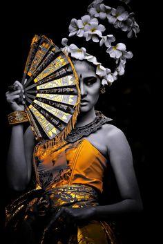 A Balinese Dancer