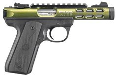 The NEW Ruger 22/45 Lite® Rimfire with OD Green receiver!!