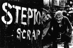 "TIL The Norman Lear hit ""Sanford and Son"" was adapted from the BBC hit ""Steptoe and Son"" British Tv Comedies, Classic Comedies, British Comedy, Steptoe And Son, Sanford And Son, Uk Tv, Comedy Tv, Best Tv, Favorite Tv Shows"