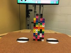 A program at Carnegie Mellon is using technology to enhance the block-building experience for kids.