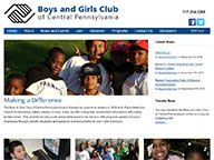 Boys & Girls Club of Central PA