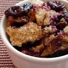 """""""Short of serving store-bought ice cream, you won't find a simpler, more delicious dessert than this fruit cobbler. Use any juicy summer fruit: peaches, nectarines, blueberries, blackberries, strawberries, raspberries. And if you use frozen berries, this dessert can be assembled in less than 10 minutes."""" I absolutely agree - this is my go-to cobbler recipe."""