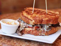 A Sandwich A Day: Steak Sandwich from Carnitas' Snack Shack, San Diego