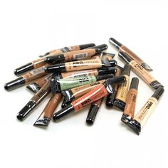 LA Girl Pro Conceal - Love it! My everyday concealer and I sometimes use a darker shade to contour. And it's only  $3!