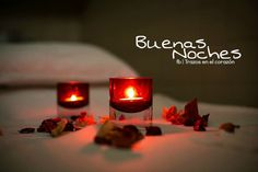 Buenas Noches @trazosenelcorazon
