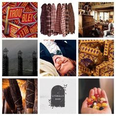 Harry Potter Character Aesthetics Fred Weasley