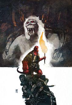 Hellboy - Alex Maleev