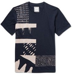 WooyoungmiPrinted Cotton-Jersey T-Shirt