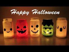 lanterna Halloween per bambini - YouTube