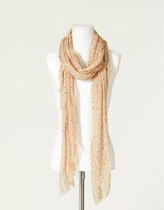 scarf ~ #SephoraColorWash