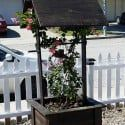Wooden Wishing Well Plans | MyOutdoorPlans | Free Woodworking Plans and Projects, DIY Shed, Wooden Playhouse, Pergola, Bbq Pergola Garden, Metal Pergola, Cheap Pergola, Garden Trellis, Small Pergola, Wooden Pergola, Garden Privacy, Garden Chairs, Diy Planters Outdoor