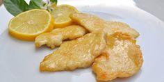 Ricette di scaloppine al limone