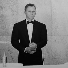 Daniel Craig is Bond, James Bond