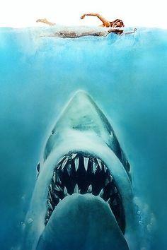 Jaws. Favorite movie.