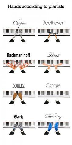 I love Boulez's hands. - 9GAG
