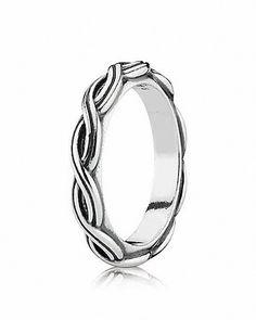 PANDORA Ring - Sterling Silver Changing Seasons | Bloomingdale's