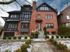 $2.4 million for an updated home on one of Rosedale's fanciest streets