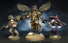 Agis Page of miniature painting and gaming - Primaris